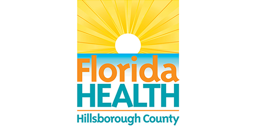 Florida Health Hillsborough County logo