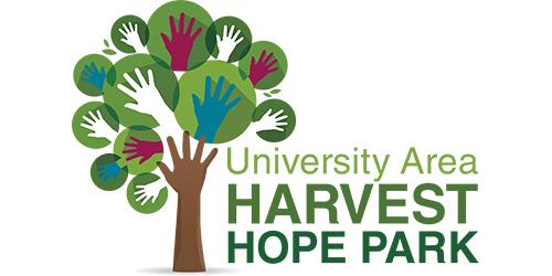 University Area Harvest Hope Park logo