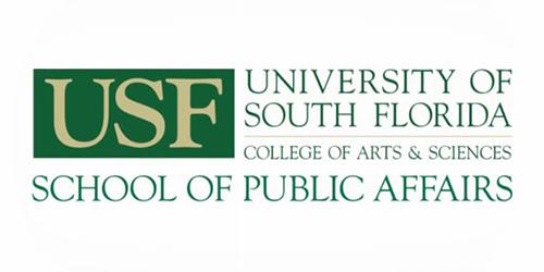 USF School of Public Affairs logo